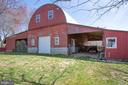Barn! - 10455 WHISPER FARM LN, LOCUST GROVE
