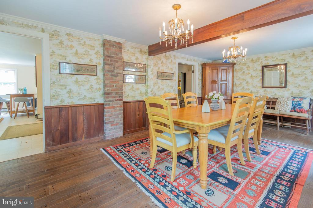 Main Farmhouse Formal Dining Room - 13830-13826 CASTLE CLIFF WAY, SILVER SPRING