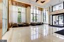 Grand Lobby - 4901 HAMPDEN LN #PH-703, BETHESDA