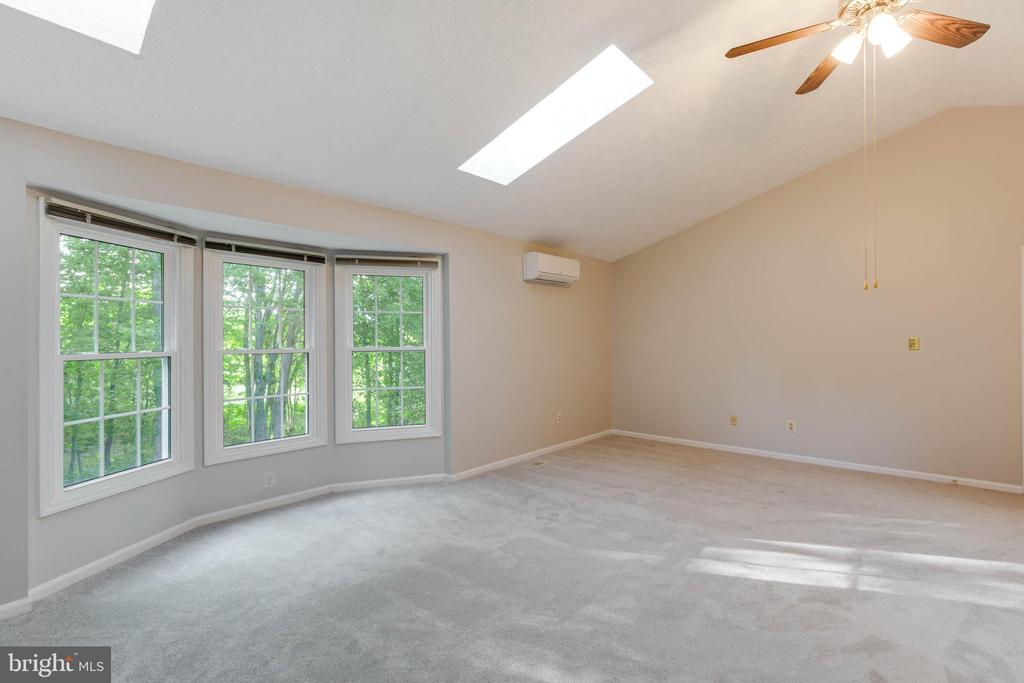 Airy and Light Filled Master - 2332 CLUB POND LN, RESTON