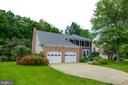 Primo Lot! Backs to trees, end of a Cul De Sac - 2332 CLUB POND LN, RESTON