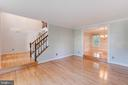 Formal Living Room - 2332 CLUB POND LN, RESTON