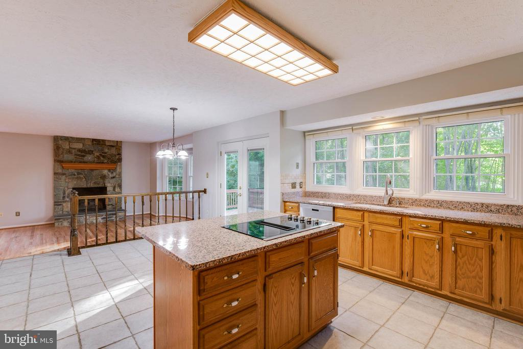 Perfect Kitchen for Entertaining - 2332 CLUB POND LN, RESTON