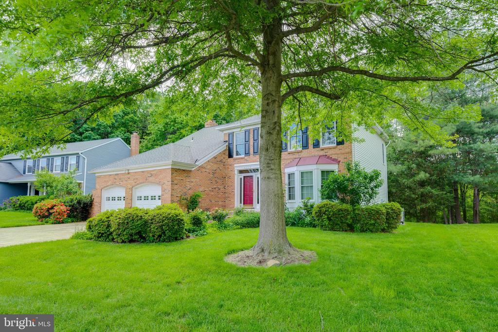 Polo Fields! Mature tree lined streets! - 2332 CLUB POND LN, RESTON