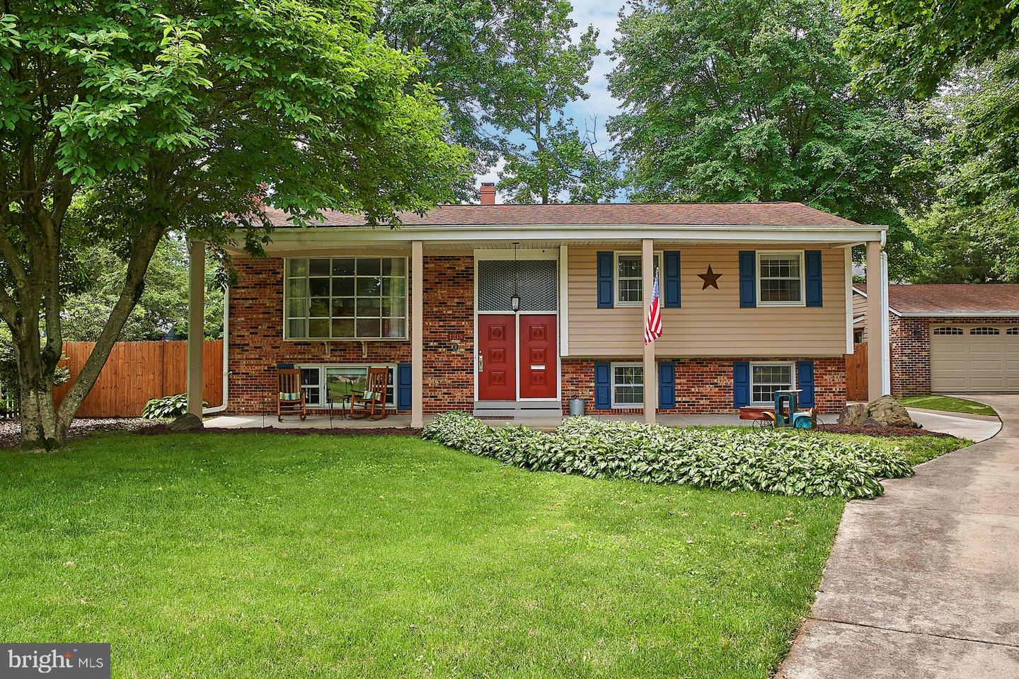Single Family for Sale at 1215 Falster Ct Alexandria, Virginia 22308 United States
