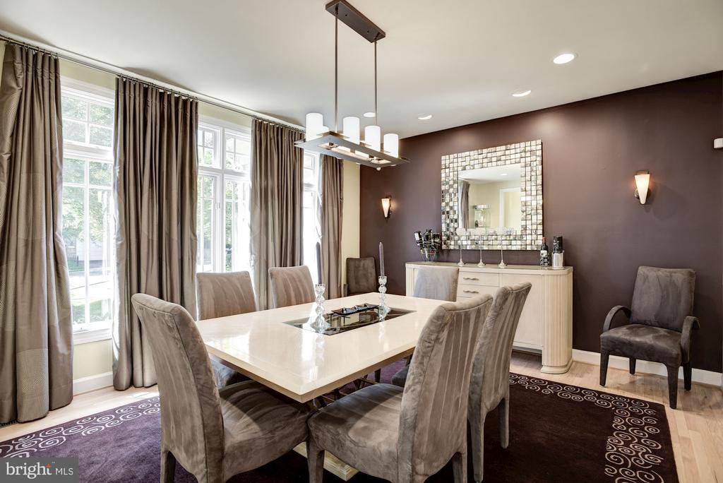 Formal Dining Room - 11096 WHITSTONE PL, RESTON