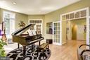 Delightful Music Room - 11096 WHITSTONE PL, RESTON
