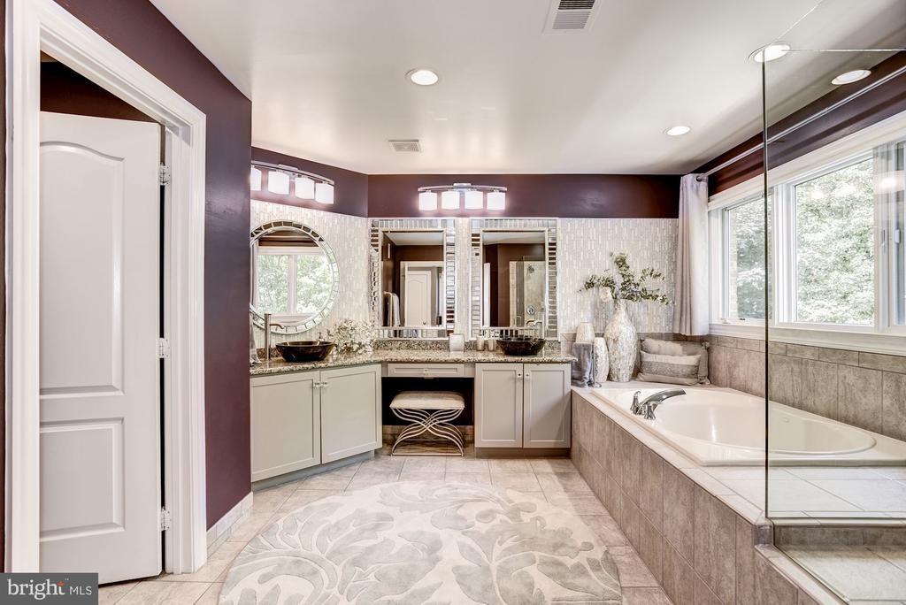 Master Spa Bathroom - 11096 WHITSTONE PL, RESTON