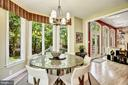 Eat in Kitchen Open to Family Room - 11096 WHITSTONE PL, RESTON