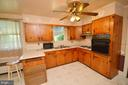 Kitchen - 3905 SHEPHERDS MILL RD, BERRYVILLE