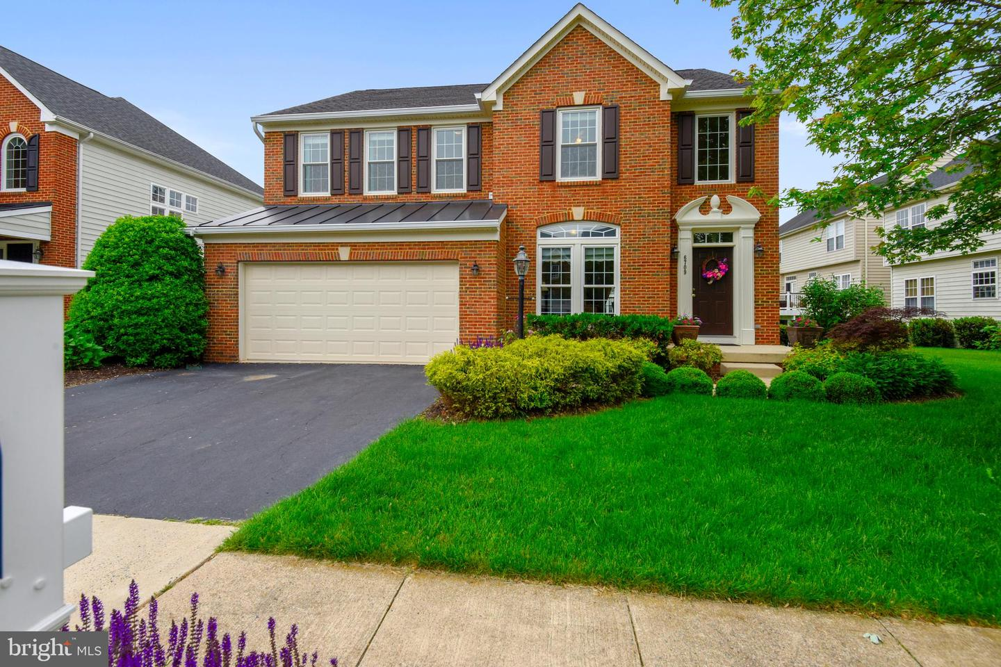 Single Family for Sale at 6709 Jackpin Pl Gainesville, Virginia 20155 United States