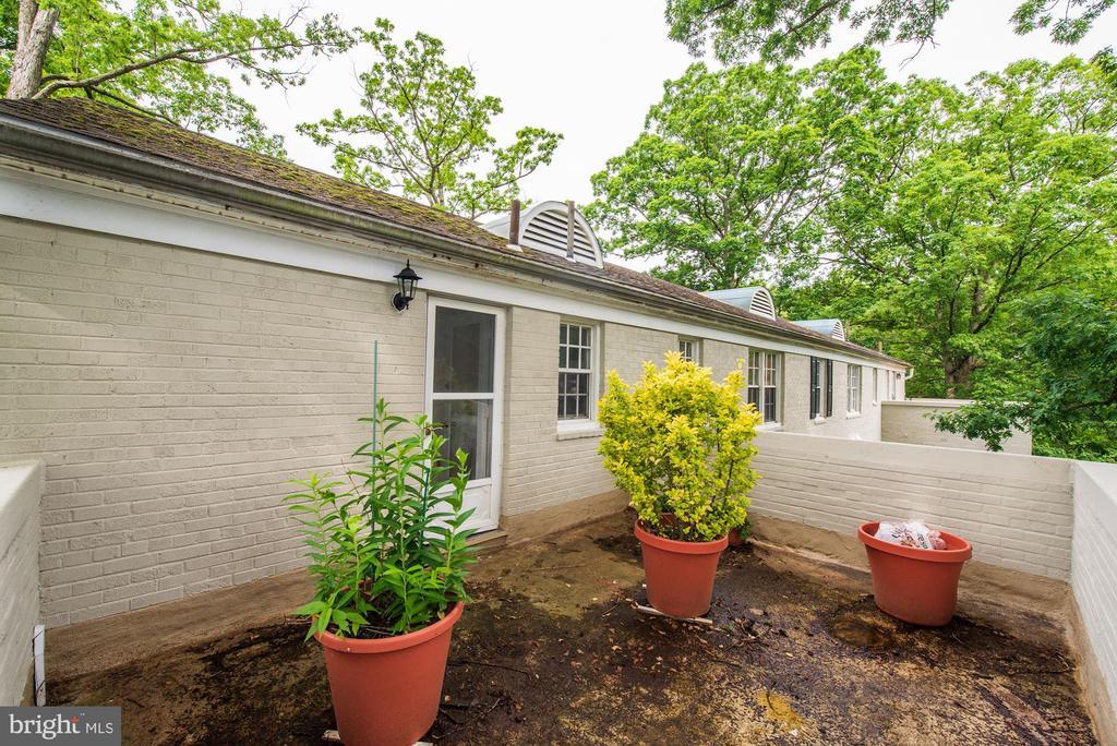 Roof Deck Balcony - 802 S ARLINGTON MILL DR #301, ARLINGTON