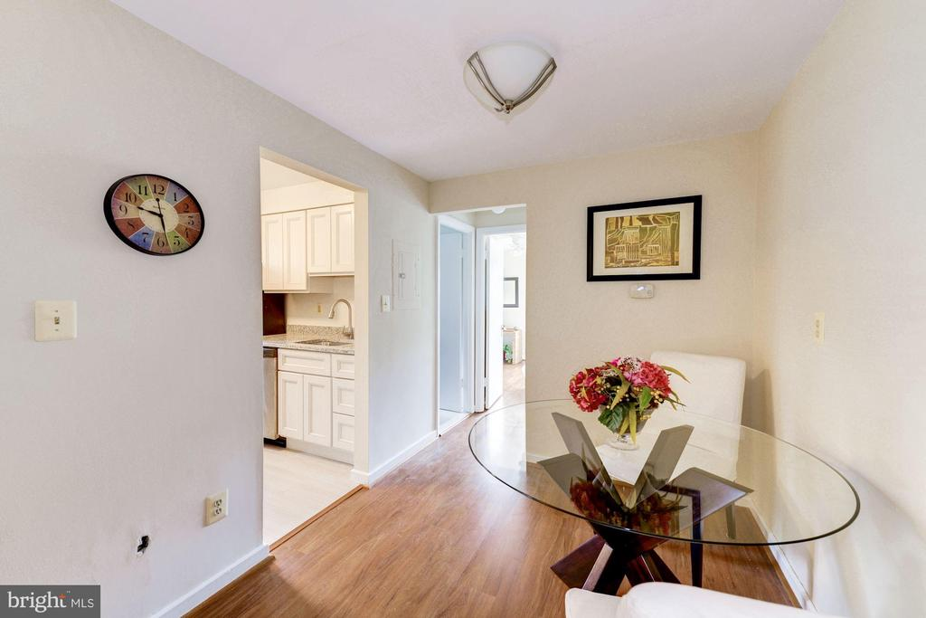 Dining Room - 802 S ARLINGTON MILL DR #301, ARLINGTON