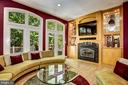 Gas Fireplace, Hardwood Floors - 11096 WHITSTONE PL, RESTON