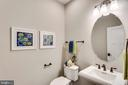 Half Bath - 37997 TOUCHSTONE FARM LN, PURCELLVILLE
