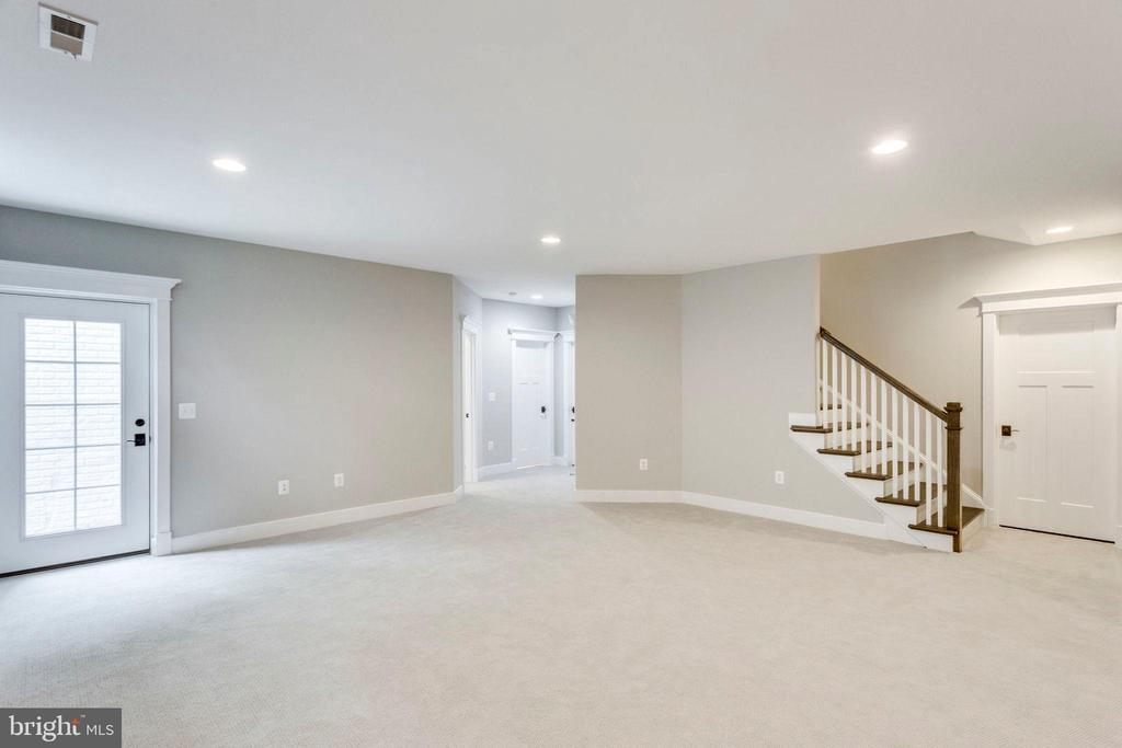 Lower Level - 37997 TOUCHSTONE FARM LN, PURCELLVILLE
