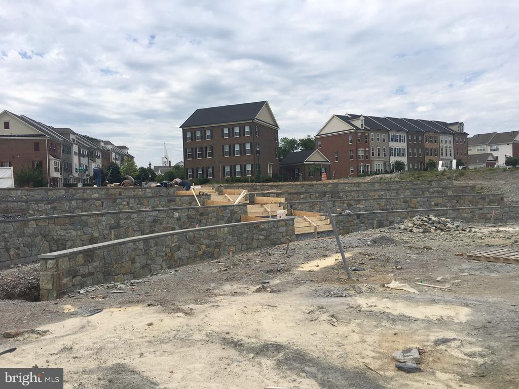Grand Amphitheater well under construction - 12946 CLARKSBURG SQUARE RD, CLARKSBURG
