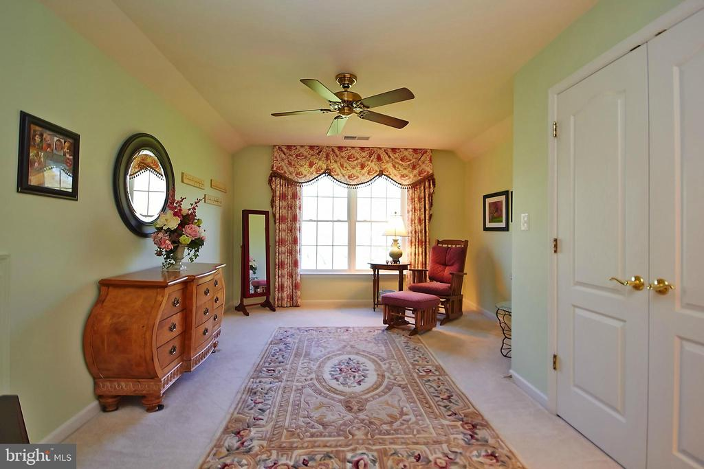 Cozy sitting room in master suite - 32315 DEEP MEADOW LN, LOCUST GROVE