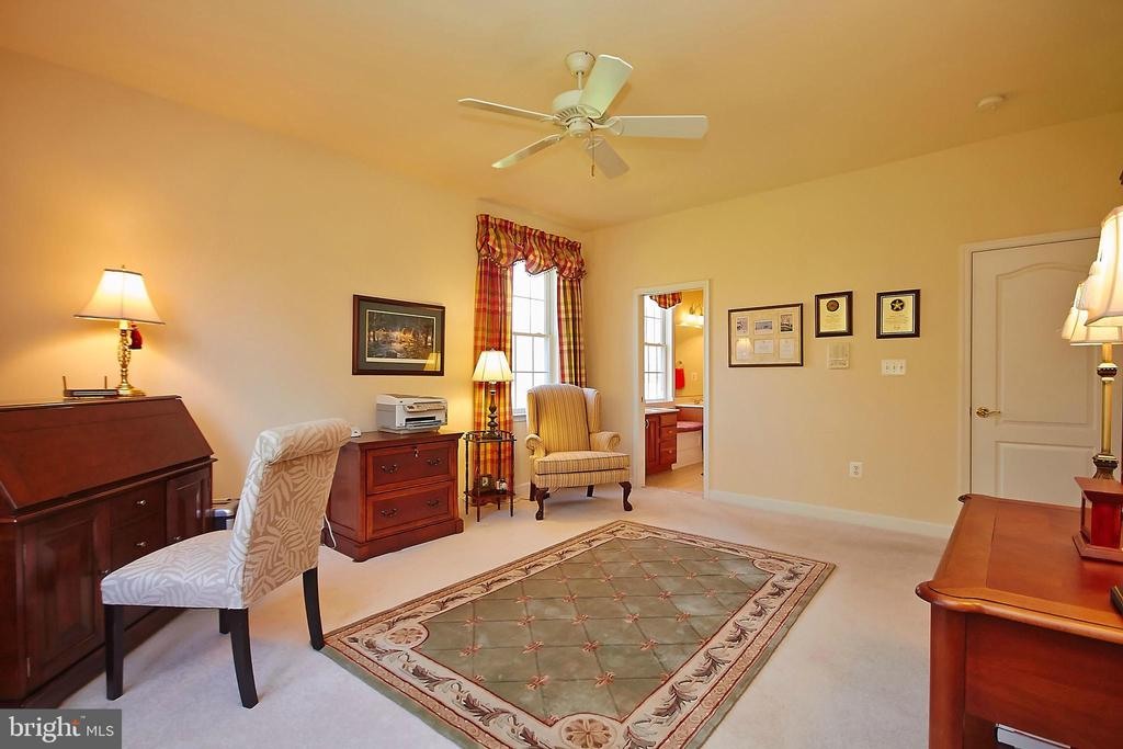 Master suite w/private bath on main level - 32315 DEEP MEADOW LN, LOCUST GROVE