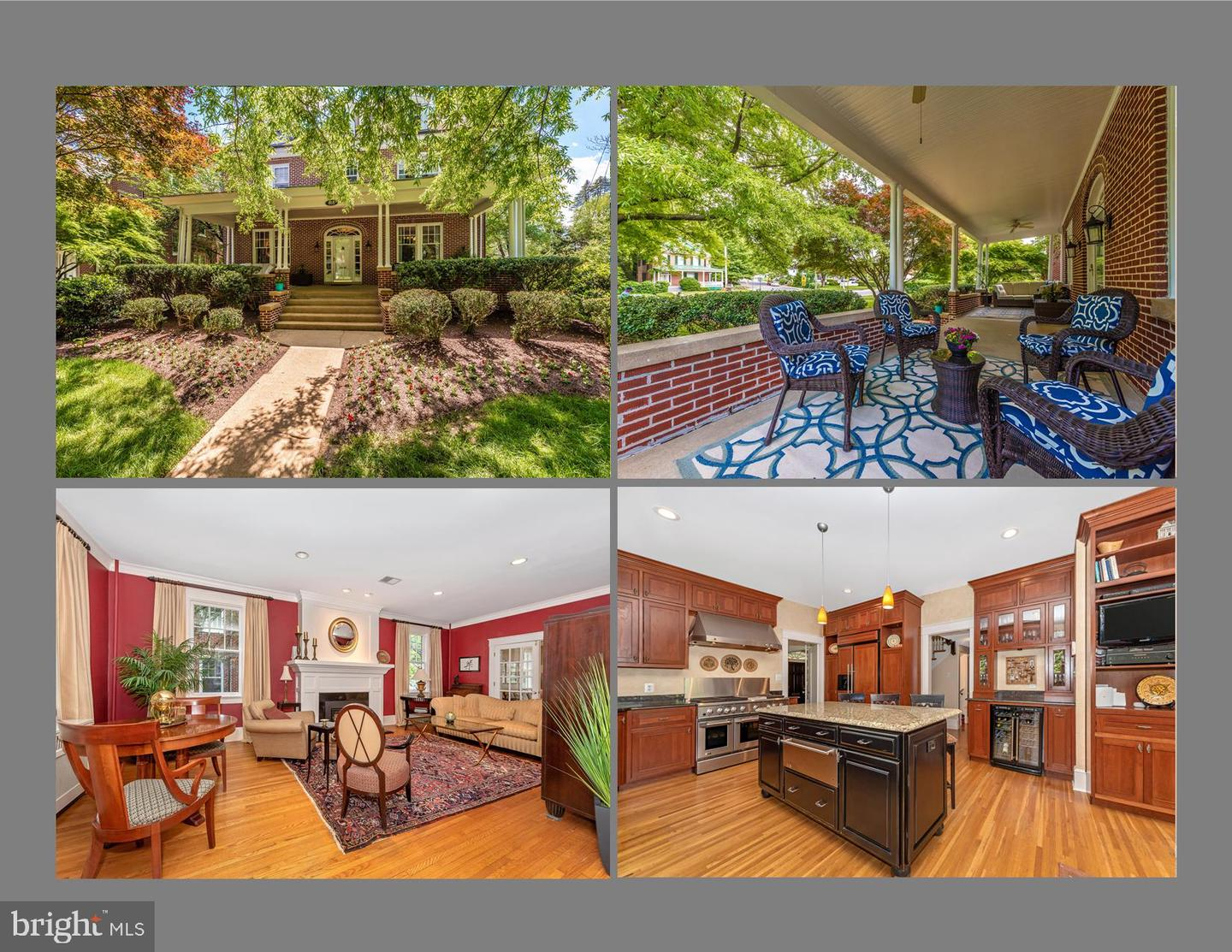 Single Family for Sale at 608 Rosemont Ave Frederick, Maryland 21701 United States
