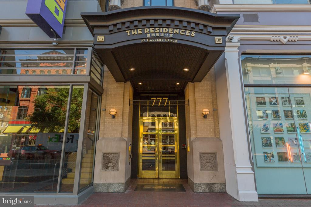 Main Entrance - 777 7TH ST NW #1124, WASHINGTON
