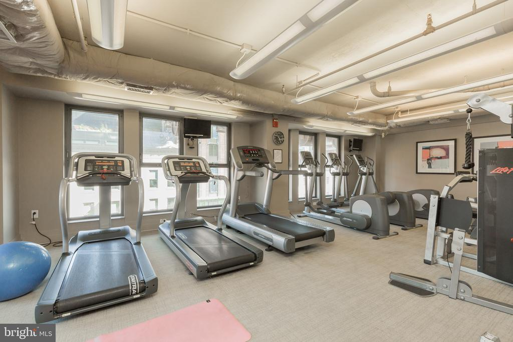 Gym - 777 7TH ST NW #1124, WASHINGTON