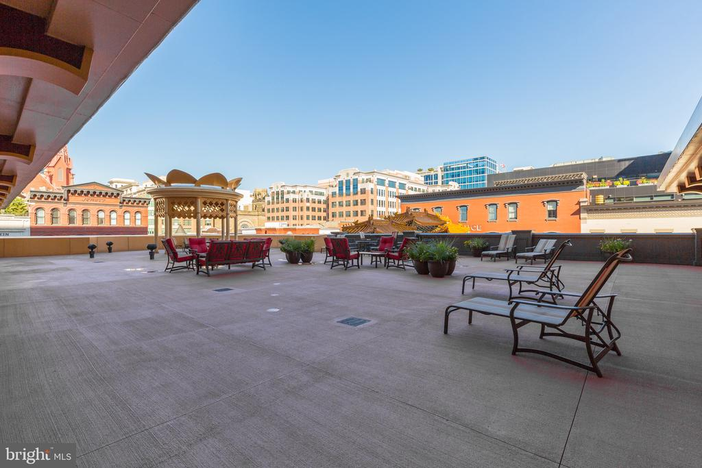 Roof Top - 777 7TH ST NW #1124, WASHINGTON
