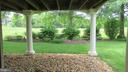 View of Back - 7840 VIRGINIA OAKS DR, GAINESVILLE