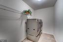 Laundry on upper level - 8 BRADBURY WAY, STAFFORD