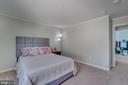 Bedroom 3 - 8 BRADBURY WAY, STAFFORD