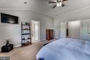 Master bedroom - 8 BRADBURY WAY, STAFFORD