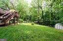 Private, parkland scenery - 100 JAMES DR SW, VIENNA