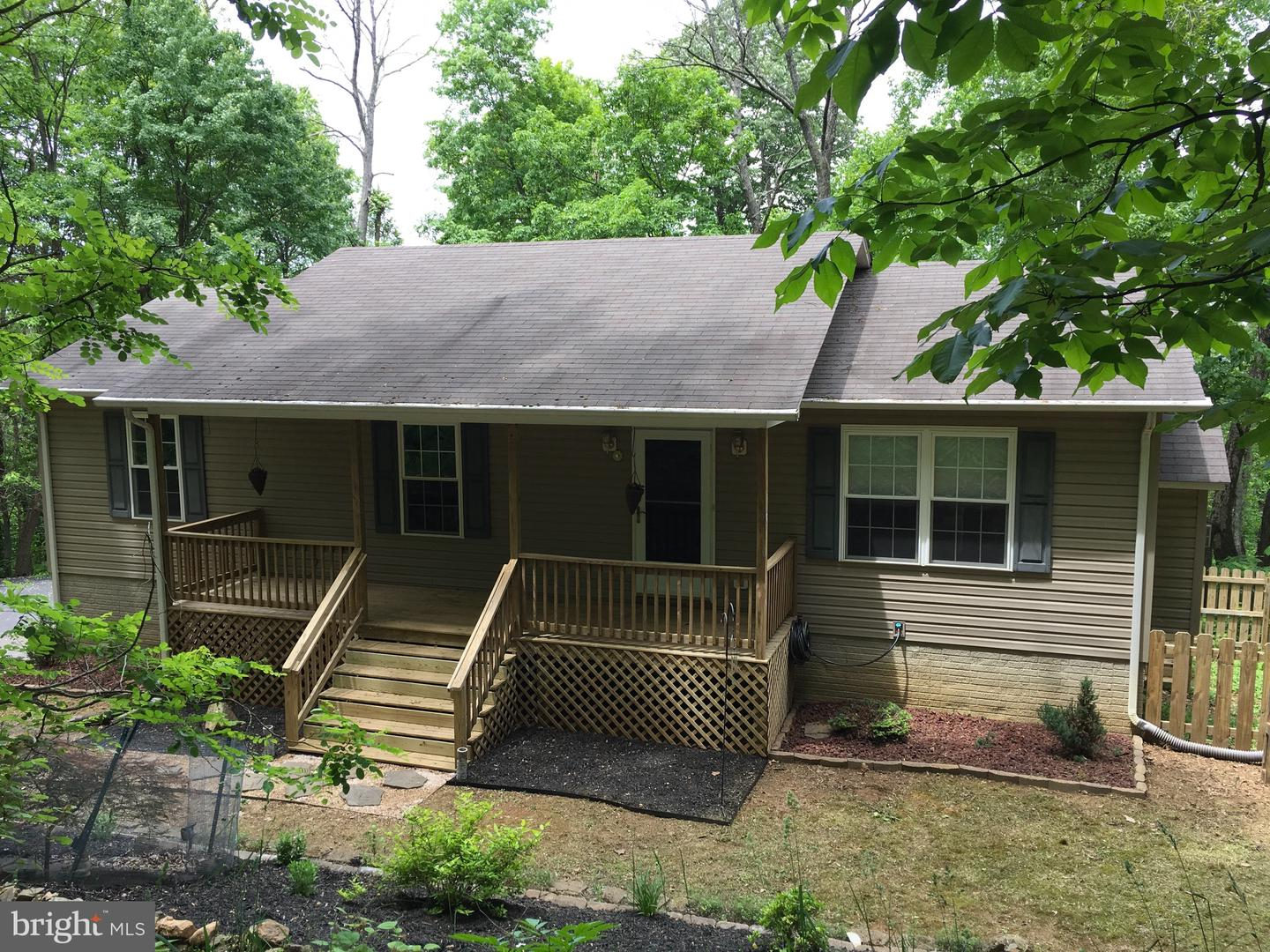 Single Family for Sale at 871 Windy Way 871 Windy Way Front Royal, Virginia 22630 United States