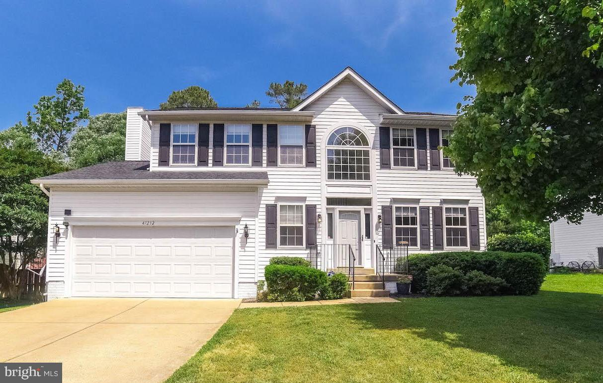 Single Family for Sale at 47232 Schwartzkopf Dr Lexington Park, Maryland 20653 United States