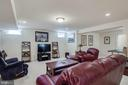 Basement Recreation Room - 3465 LOGSTONE DR, TRIANGLE