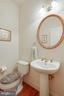 Half Bath on Main Level - 3465 LOGSTONE DR, TRIANGLE