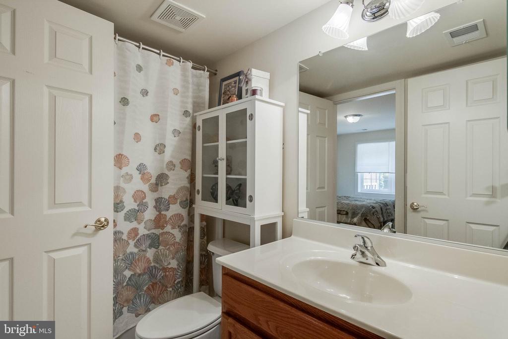 Basement Full Bathroom - 3465 LOGSTONE DR, TRIANGLE
