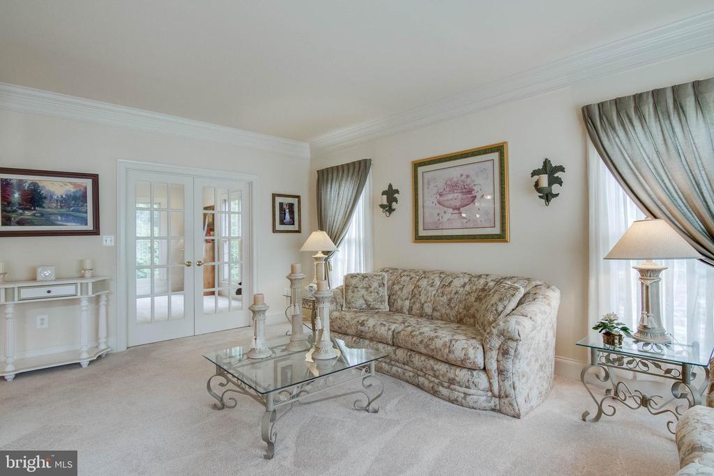 Formal Living Room - 3465 LOGSTONE DR, TRIANGLE