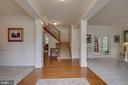 Foyer - 3465 LOGSTONE DR, TRIANGLE