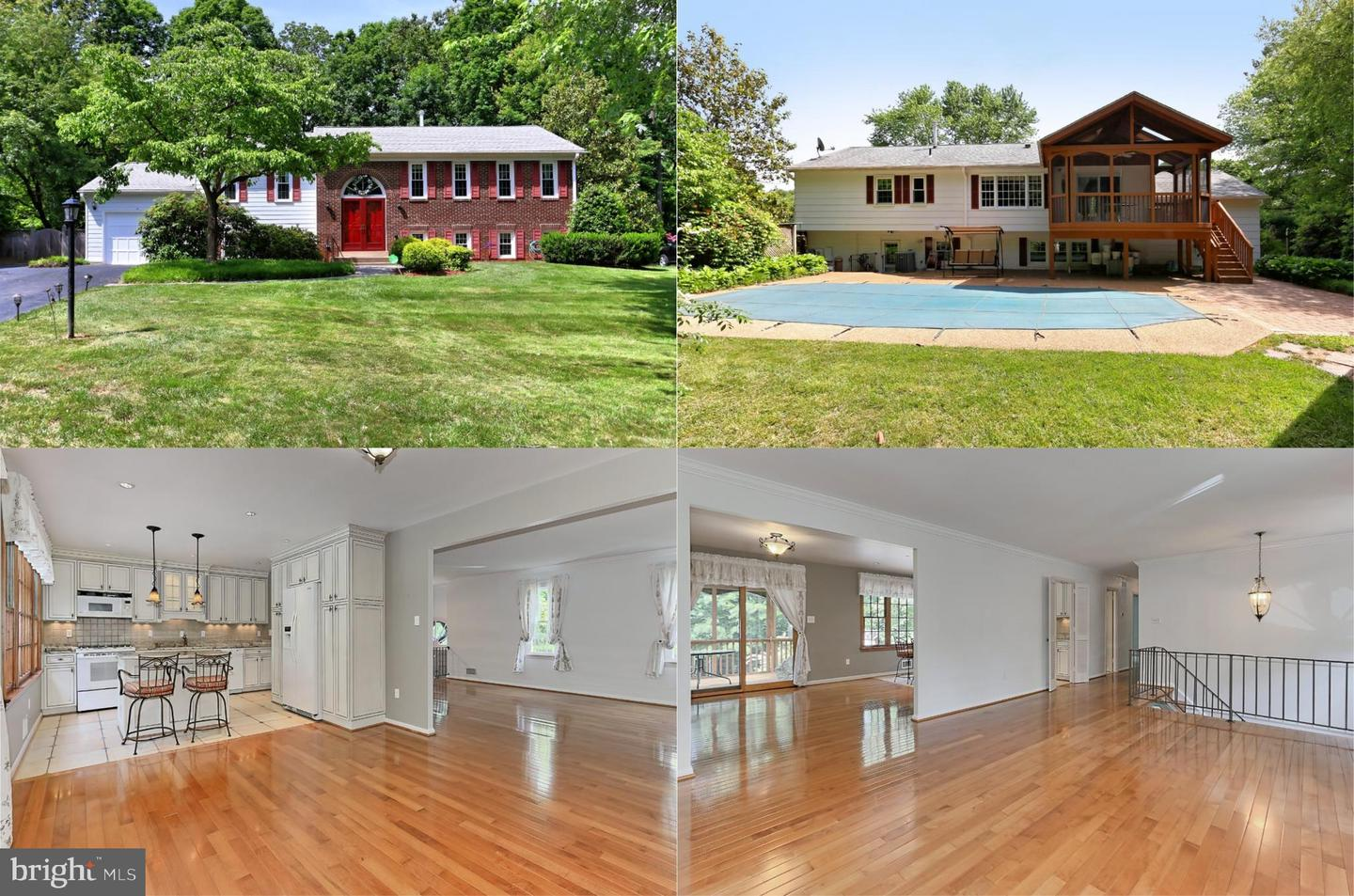 Single Family for Sale at 10116 Tamarack Dr Vienna, Virginia 22182 United States