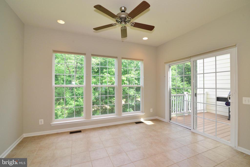 Sunroom/optional breakfast room - 42752 KEILLER TER, ASHBURN