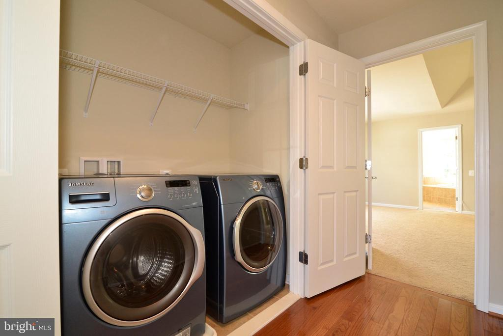 Laundry on Bedroom Level - 42752 KEILLER TER, ASHBURN