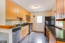 Updated kitchen - 4007 SPRUELL DR, KENSINGTON
