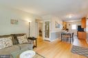 Open floor plan - 4007 SPRUELL DR, KENSINGTON