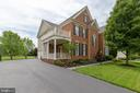 Elegant Brick Front with Balcony & Porch - 19448 MILL DAM PL, LEESBURG
