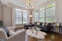 Lovely Formal Living Room - 19448 MILL DAM PL, LEESBURG