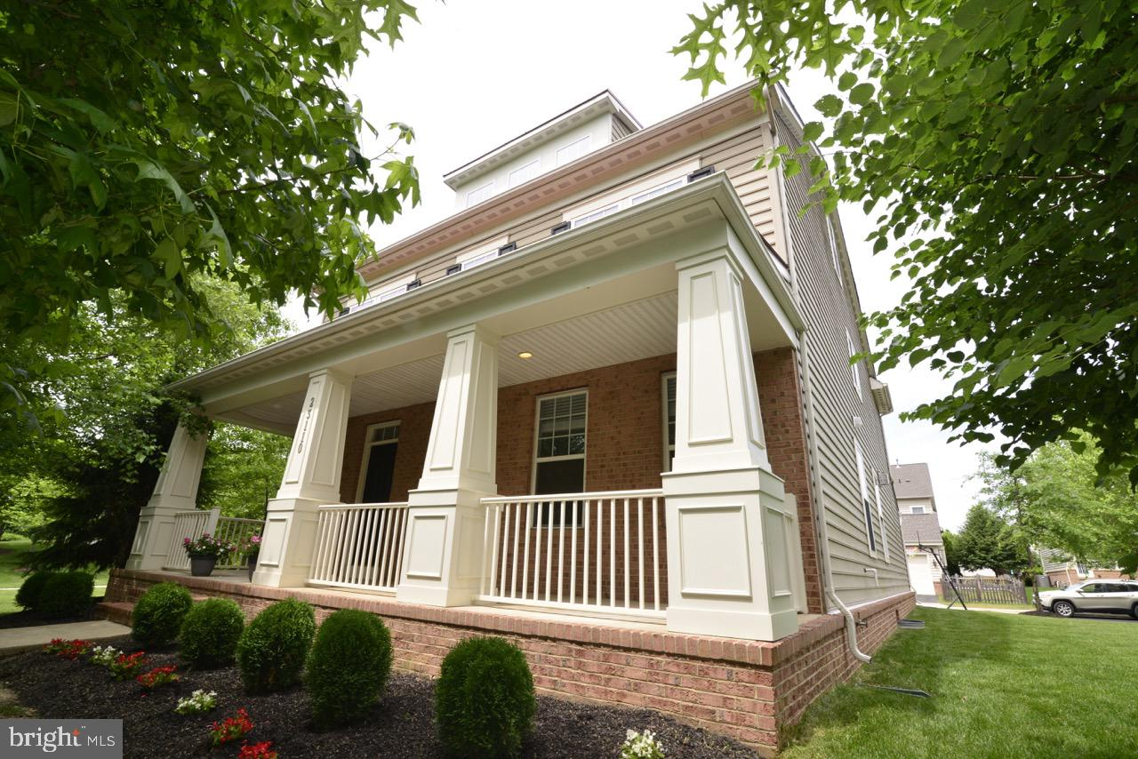 Single Family for Sale at 23110 Bronstein Ln Ashburn, Virginia 20148 United States