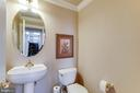 Half bath on main level - 18605 KERILL RD, TRIANGLE