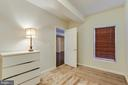 5th bedroom lower level - 18605 KERILL RD, TRIANGLE