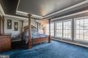 Huge Master bedroom - 18605 KERILL RD, TRIANGLE
